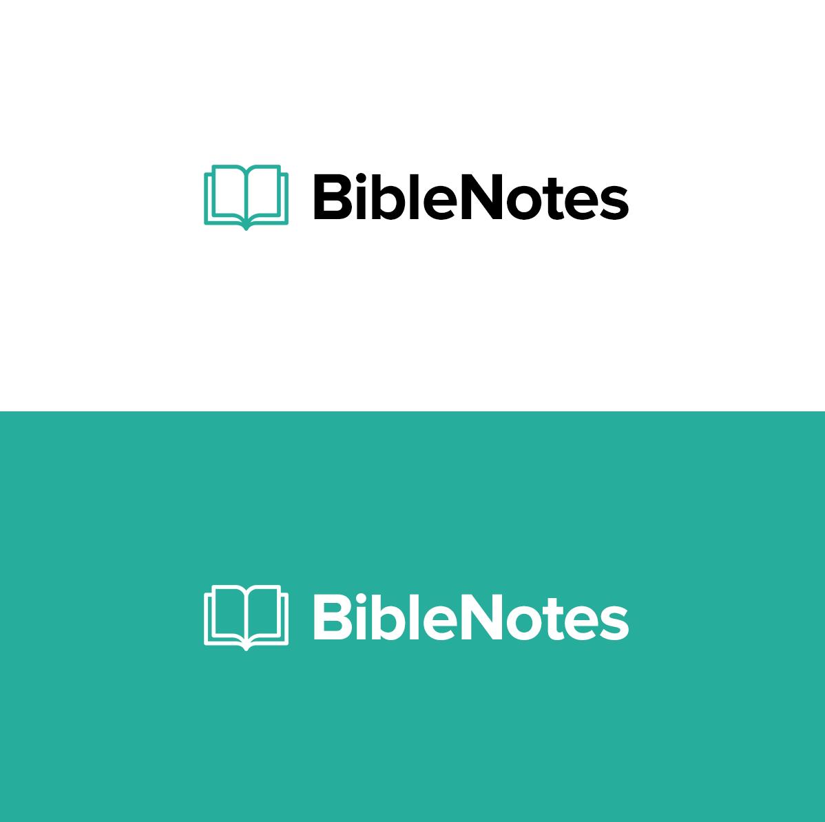BibleNotes — Logo