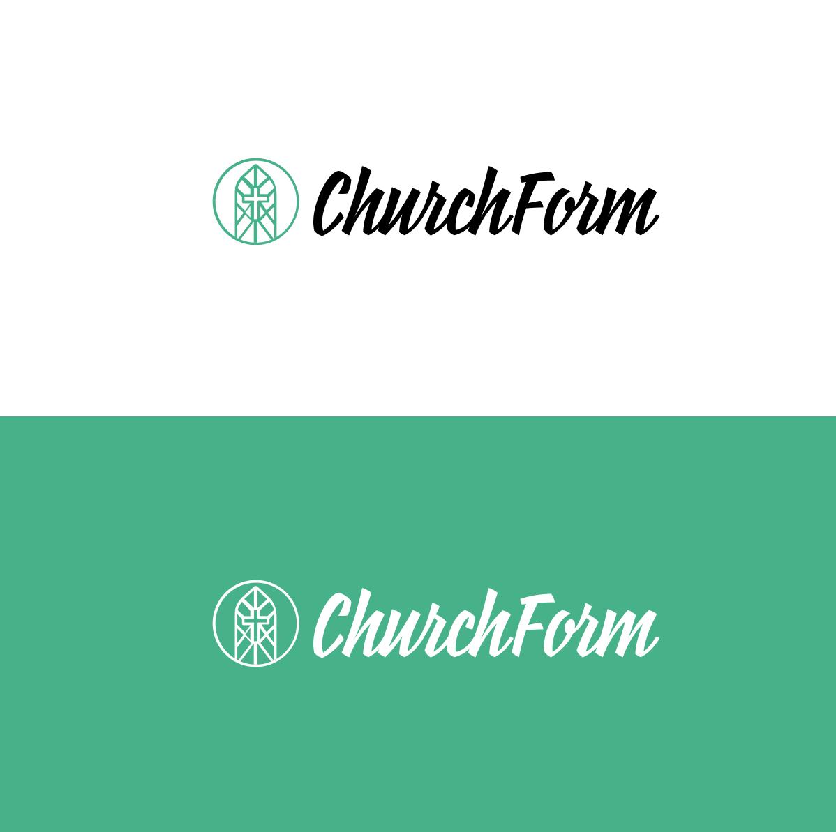 ChurchForm — Logo